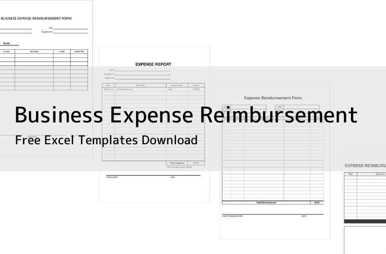 Business Expense Reimbursement Template